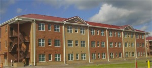 Fort Stewart Barracks