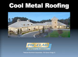 Cool Metal Roofing Presentation
