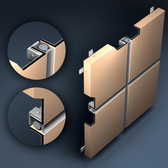 Composite Wall Panels - PAC-3000 CS