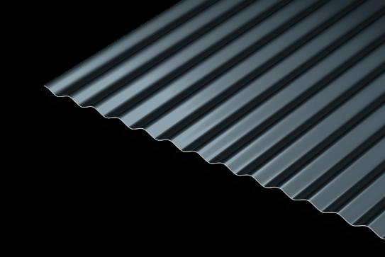 2016 - Exposed Fastener Panels - 1-2 - Corrugated