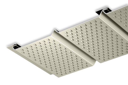 2016 - Soffit Panels - PAC-750 - Full Vent