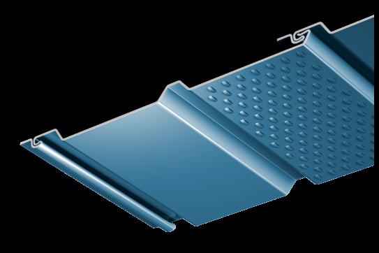 2016 - Soffit Panels - PAC-850 - Half Vent
