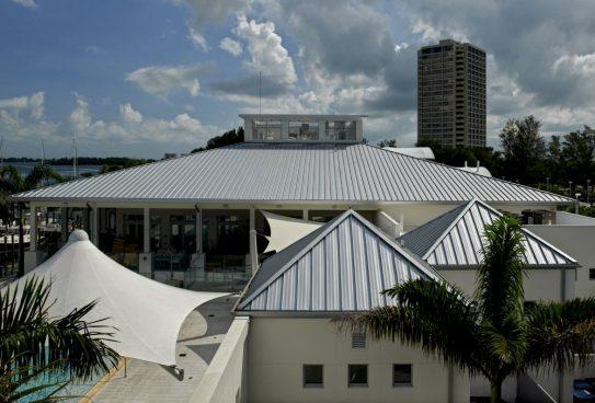 pac-clad metal roofing