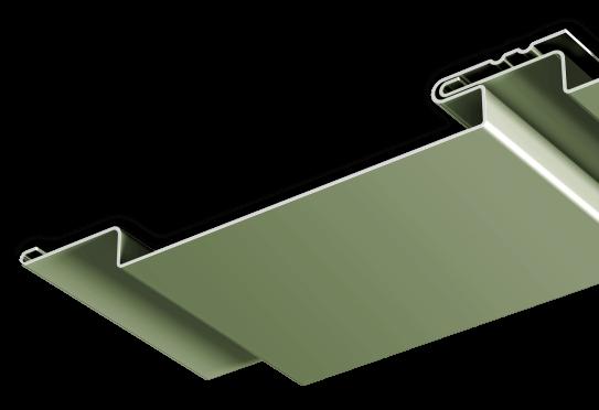 metal soffitt panels