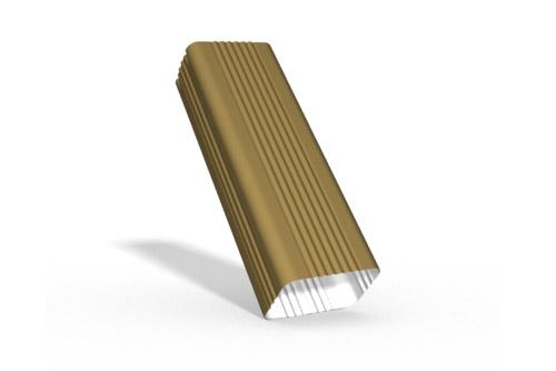 PAC-TITE LT Downspout Corrugated