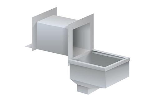 Scupper-Thru-Wall-Collector-Box